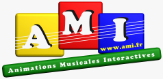 AMI.fr Animations Musicales Interactives