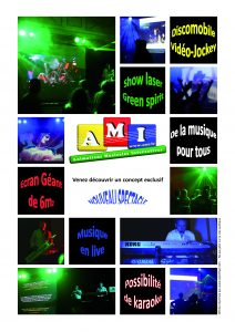 Affiche spectacle - AMI.fr sur Saint chamond