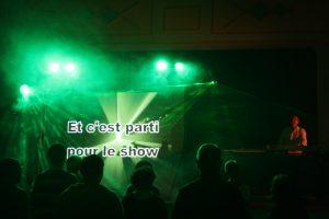 Vidéo projection scène spectacle - AMI.fr sur Saint Etienne